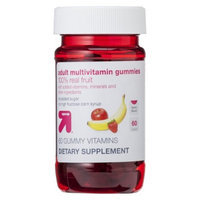 up & up up&up Adult Multivitamin Dietary Supplement Gummies - 60 Count