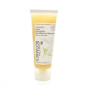Boots Botanics Organic Nourishing Eye Make-up Remover