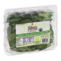 Nature's Promise Organic Baby Spinach & Baby Kale