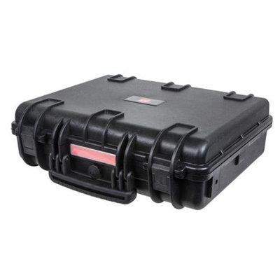 Monoprice Weatherproof Polypropylene Case with Customizable Foam - L18.86