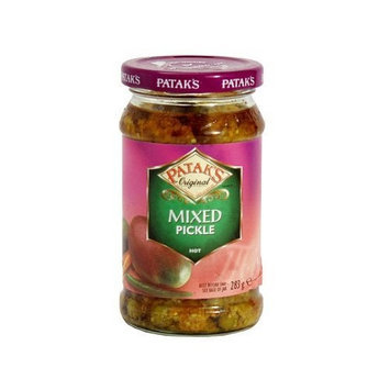 Pataks Mixed Pickle 10oz