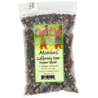 Melina's California 4-Pepper Blend, 6-Ounce Bag (Pack of 3)
