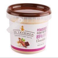 PB Trimmed Powdered Peanut Butter (Chocolate, 6.5 Oz)