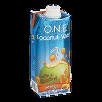 O.N.E. Coconut Water Beverage Mango