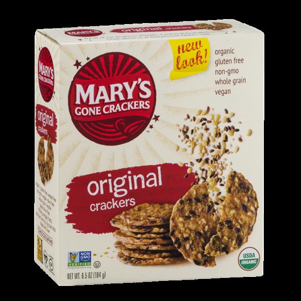Mary's Gone Crackers Gluten Free Crackers Original