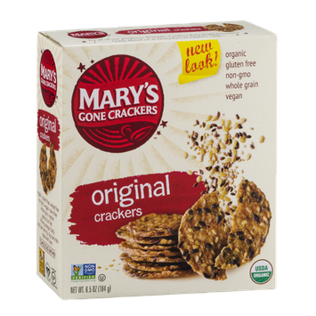 Mary's Gone Crackers Gluten Free Crackers Original