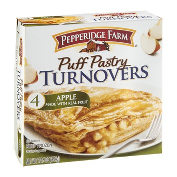 Pepperidge Farm Puff Pastry Turnovers Apple - 4 CT