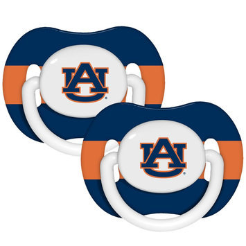 Baby Fanatic Auburn Tigers Pacifier 2-Pack