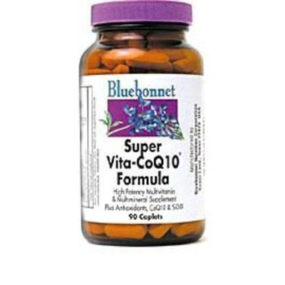 Bluebonnet Super Vita-Coq10 Formula Caplets, 180 Count