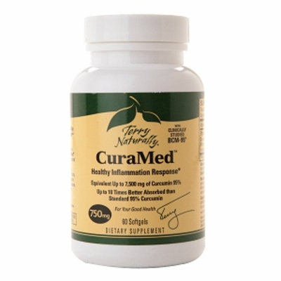 Terry Naturally CuraMed 750 mg
