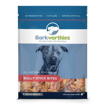 Barkworthies Bully Bites Dog Treats