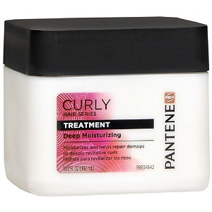 Pantene Pro-V Curly Hair Series Deep Moisturizing Treatment