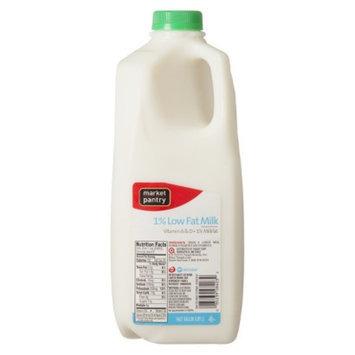 market pantry Market Pantry 1% Low Fat Milk .5 gal