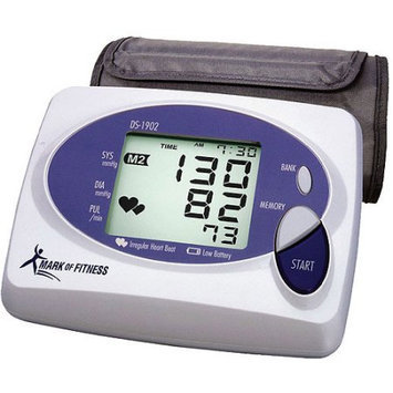 Mark of Fitness DS1902 Fully Automatic Blood Pressure Monitor