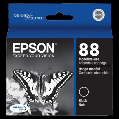 Epson Black Ink Cartridge - T088120