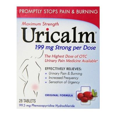 Uricalm Intensive Coated Speedcaps, 28 ea