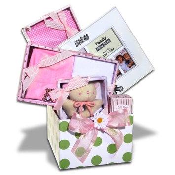 Alder Creek Gifts Girl's Baby Basket