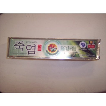 Anti-cativy Anticativy-jook Yeom Toothpaste-6 Oz