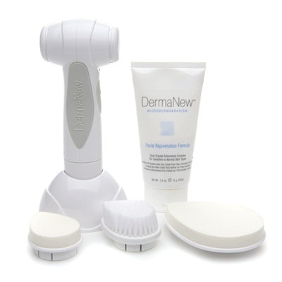 DermaNew Microdermabrasion Facial Rejuvenation System for Sensitive/Normal Skin