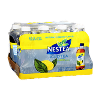 Nestea Natural Lemon Flavor Iced Tea - 12 PK