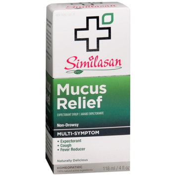 Similasan Mucus Relief Syrup, 4 fl oz