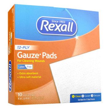 Rexall 12 Ply Gauze Pad - 4