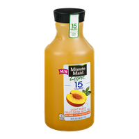 Minute Maid Light 15 Calories Light Peach Fruit Drink With Tea