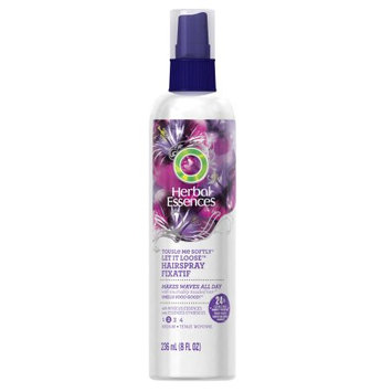 Herbal Essences Tousle Me Softly Let It Loose Non-Aerosol Hairspray