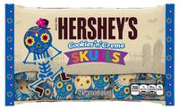 Hershey's Cookies 'n' Creme Skulls