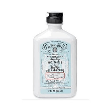 Jr Watkins J. R. Watkins Peppermint Smoothing Foot Scrub-12 oz.