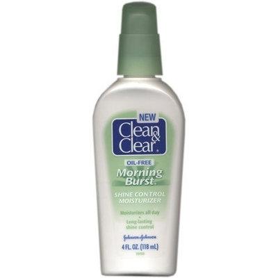 Clean & Clear Oil Free Shine Control Moisturizer 4 fl oz (118 ml)