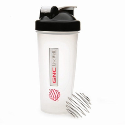 GNC Live Well Blender Bottle