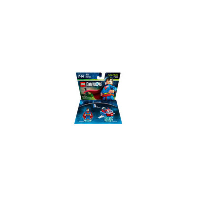 Wb Games - Lego Dimensions Fun Pack (dc Comics: Superman) - Multi
