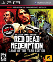Rockstar Games Red Dead Redemption Game of the Year Edition