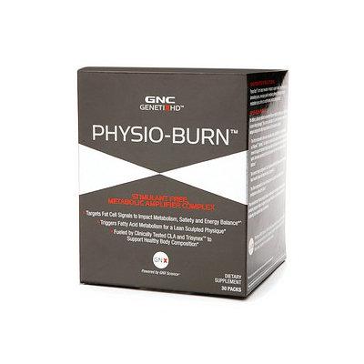 GNC GenetixHD Physio-Burn Stimulant Free Metabolic Amplifier Complex Packs