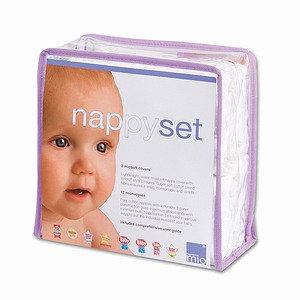 Bambino Mio Nappy Set / Diaper Set
