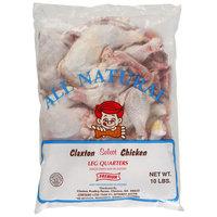 Calxton Chicken: Premium Select Chicken Leg Quarters, 10 Lb