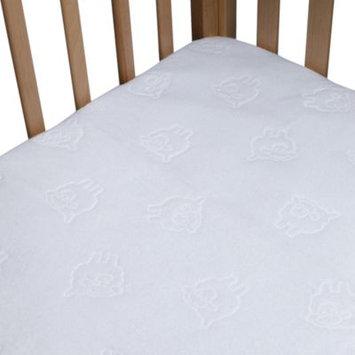 Be Basic bb Basics Waterproof Fitted Crib Pad