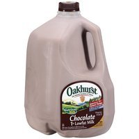 Oakhurst 1% Lowfat Chocolate Milk, 1 gal