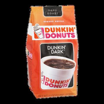 Dunkin' Donuts Dunkin' Dark Dark Roast Ground Coffee