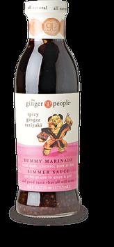 Ginger People Spicy Ginger Teriyaki Sauce Ginger Teriyaki - 12.7 fl oz
