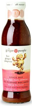 Ginger People All-Purpose Hot Sauce Hot Ginger Jalapeno - 12.7 fl oz