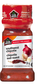 Club House Southwest Chipotle Seasoning