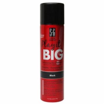 Salon Grafix Play It Big Dry Shampoo, Black Hair