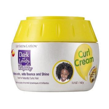 Dark and Lovely Beautiful Beginnings Curl Cream
