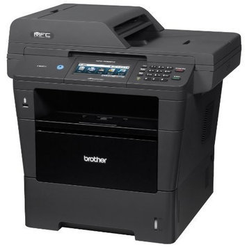 Brother MFC8950DW Wireless Monochrome Printer with Scanner, Copier and Fax [1-Pack]