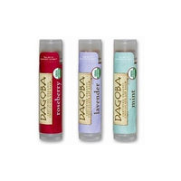 Dagoba Mint ECO LIPS 0.15 oz Lip Balm