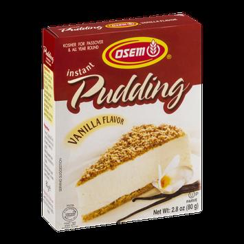Osem Instant Pudding Vanilla