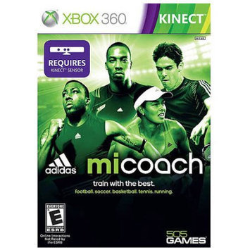 Lightning Fish Mi Coach By Adidas (Xbox 360) - Pre-Owned