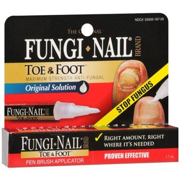 Fungi Nail Pen Brush Applicator
